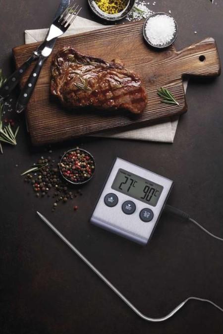 Termometri, higrometri un barometri