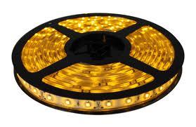LED lentes ar RGB gaismu