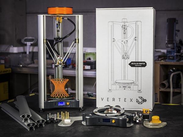 3D printeri un piederumi